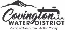 Covington Water District, WA